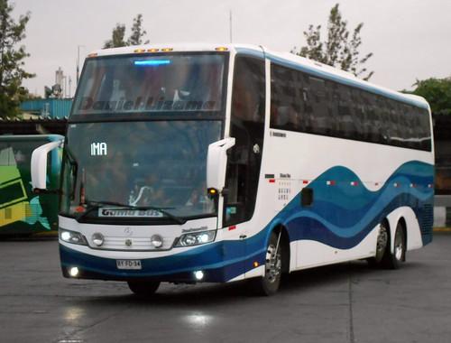 Gama Bus