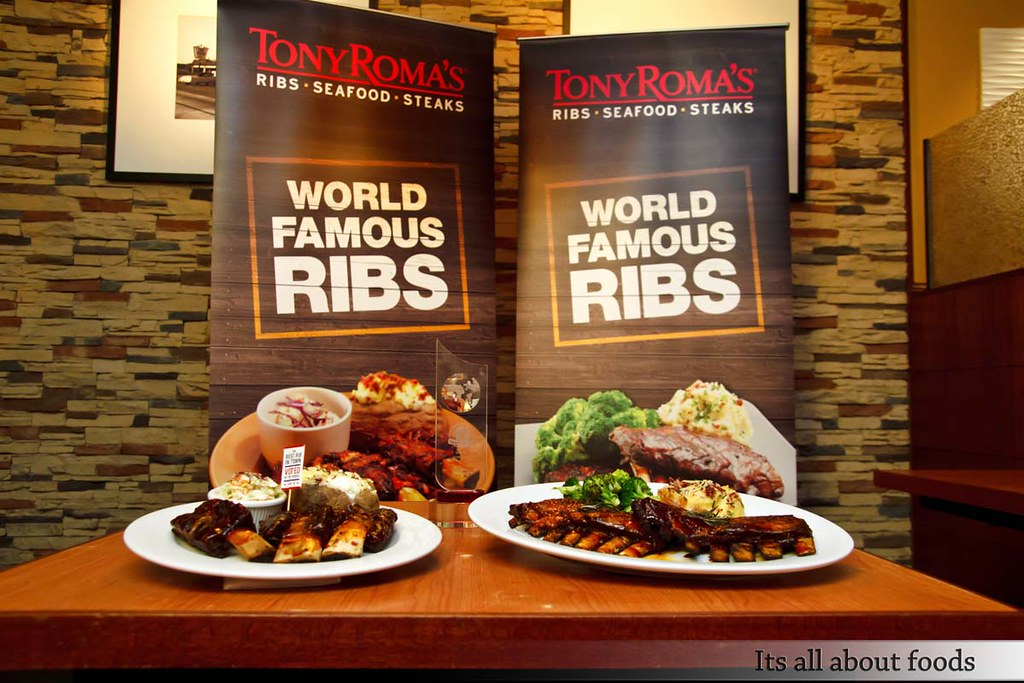 Image result for tony romas lamb rib
