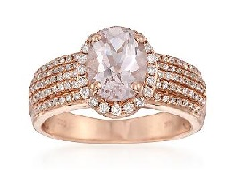 Ross Simons engagement ring