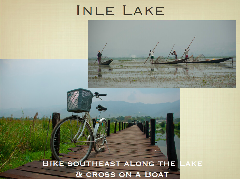 All About Myanmar - Inle Lake