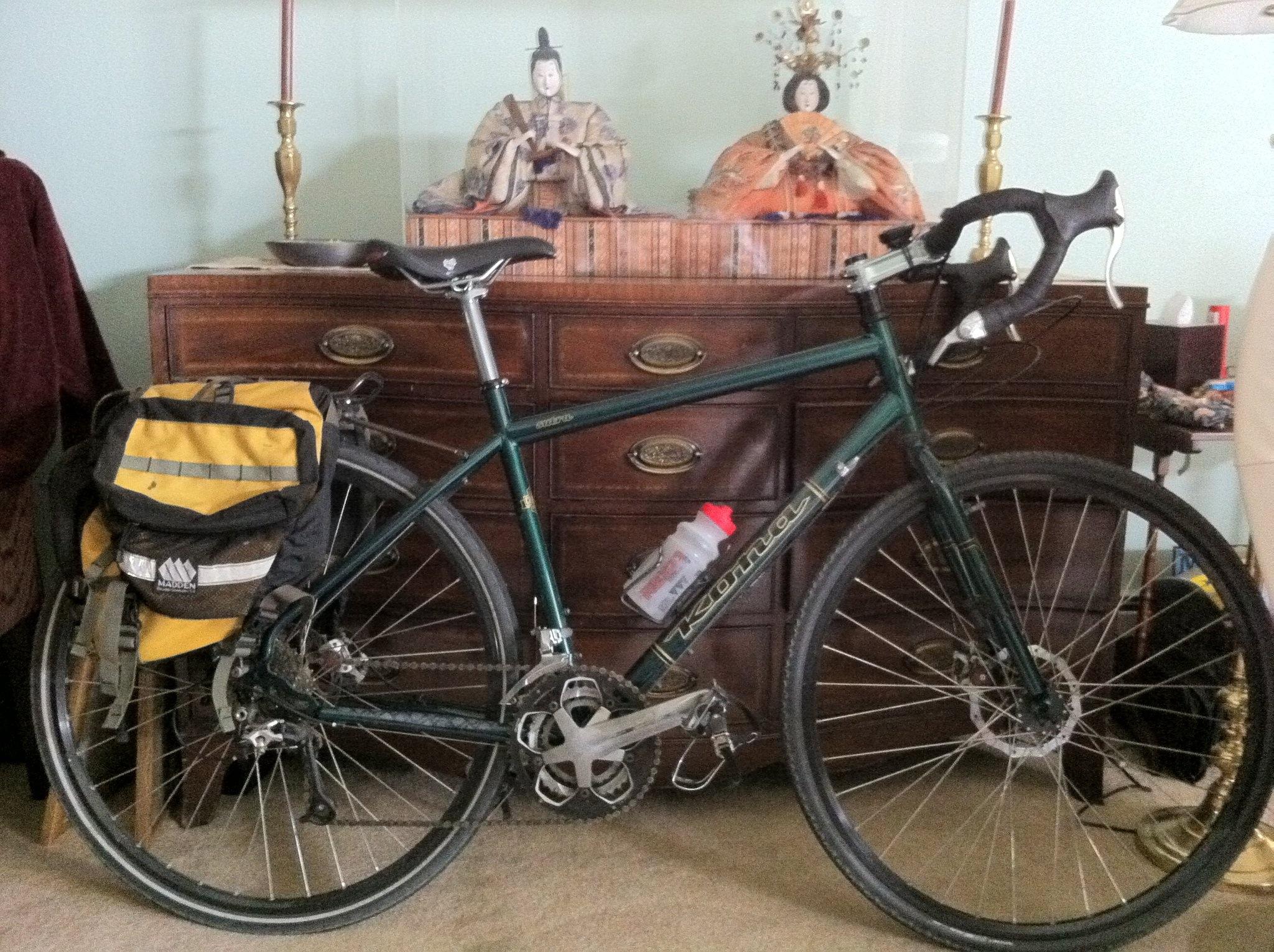 Bike of the Da {BotD} ::: Kona