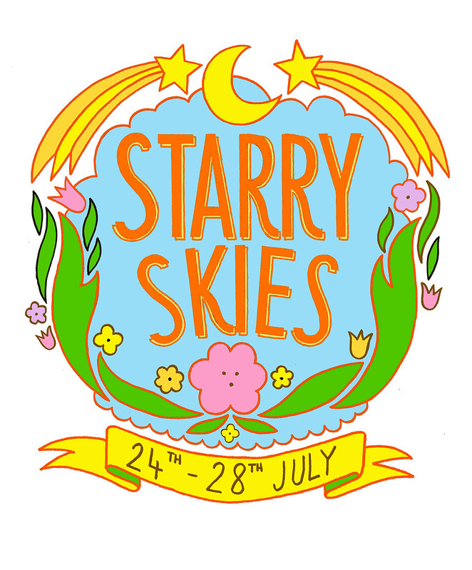 STARRY SKIES logo