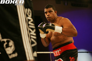 Odlanier Solis vs. Tony Thompson II im Oktober