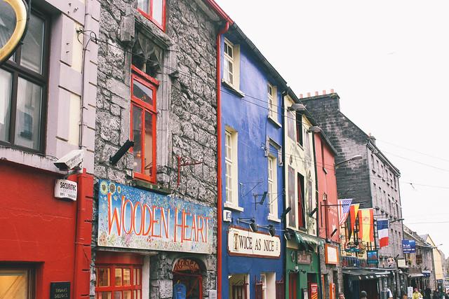 Latin Quarter, Galway