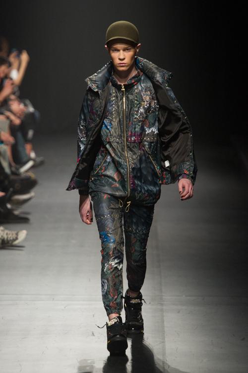 FW13 Tokyo DRESSCAMP001_Timofey Kudoyarov(Fashion Press)