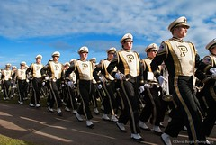 The Purdue All American Marching Band