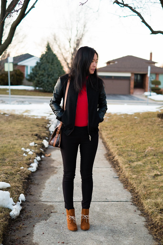 urban outfitters leather sleeves jacket zara booties