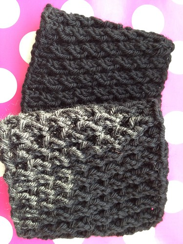 Boot cuffs by taitaiknits