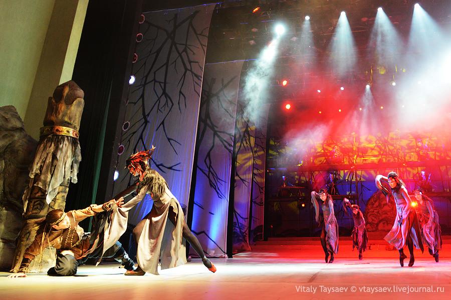 Baikal theatre