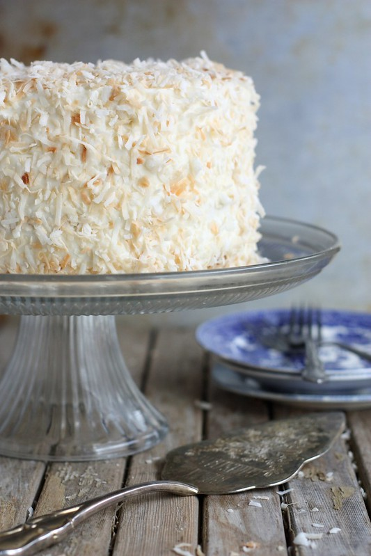Coconut Cake Recipes With Pictures : Southern Coconut Cake - Completely Delicious