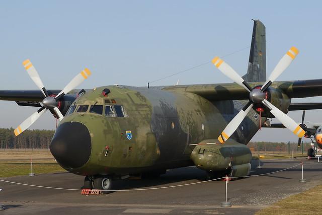 C-160 Transall vom LTG 62