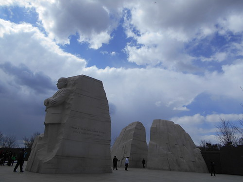 Martin Luther King, Jr. Memorial (4)