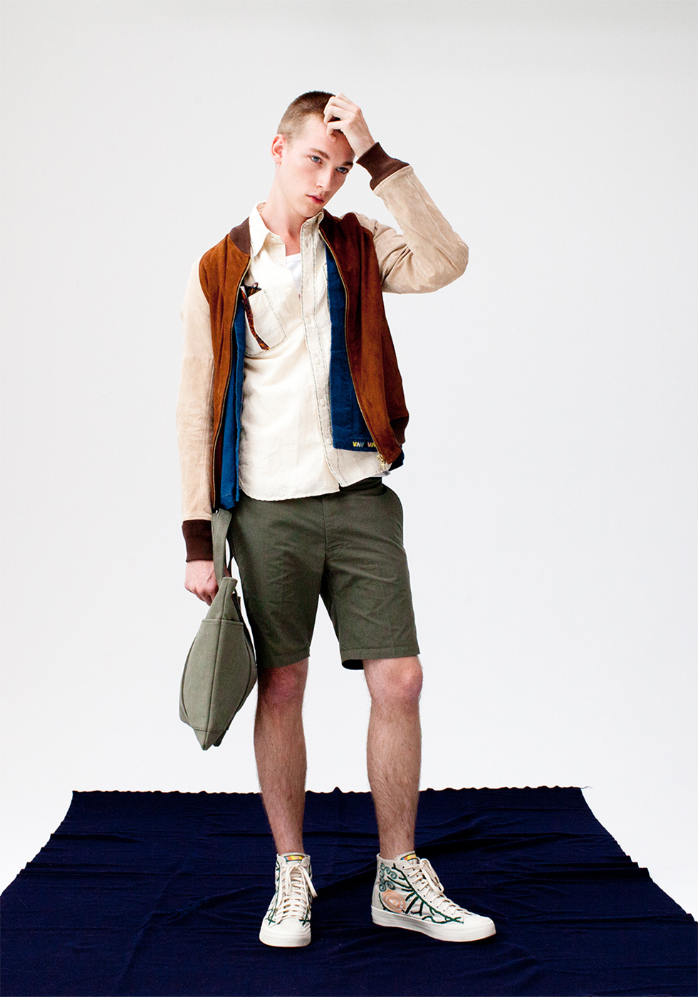 David Hlinka0123_visvim SS13 Look Book