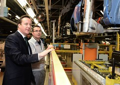 PM visiting Nissan UK in Sunderland