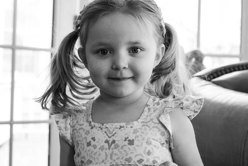 Lilah, Easter 2013