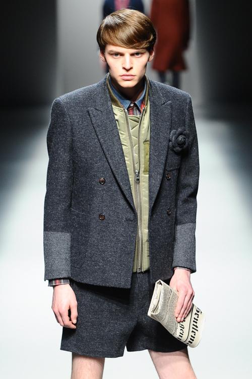 John Hein3082_FW13 Tokyo MR.GENTLEMAN(Fashion Press)