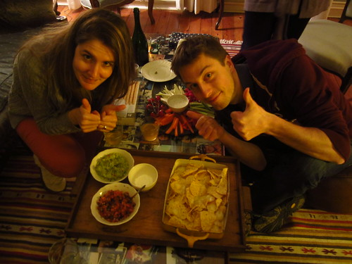 Guacamole Gwen & Kev