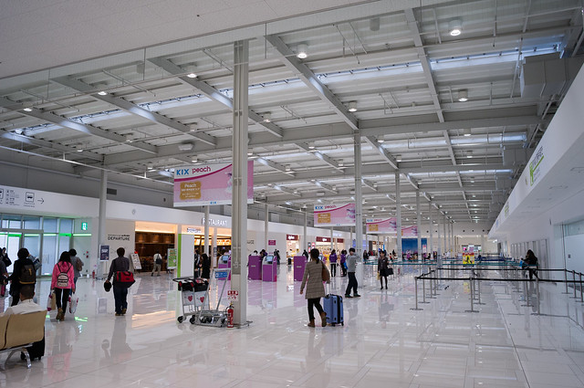 関西国際空港LCCターミナル