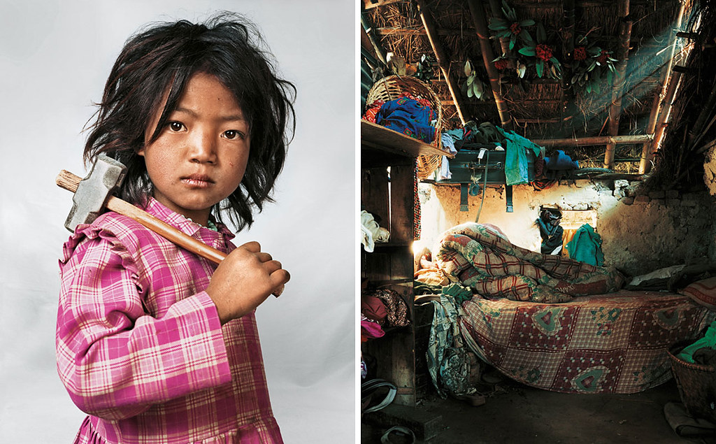 1where-children-sleep-indira-kathmandu-nepal-7-yrs-james-mollison
