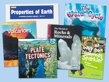 properties of earth books
