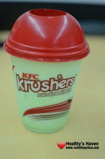 KFC Krushers Buko Pandan