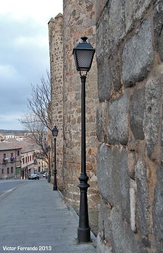Muralla y Puertas de Toledo