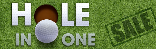 Hole-in-One Sale
