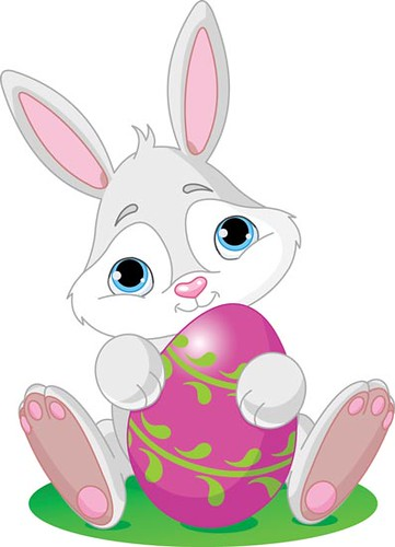 easter-bunny-and-eggs-vector5