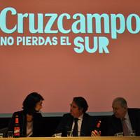 Presentación en la Fundación Cruzcampo