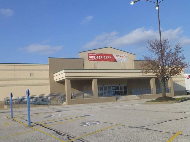 Former Steve and Barry's in Middleburg Heights, Ohio