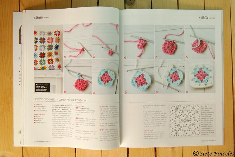 Mollie Makes Revista manualidades 7