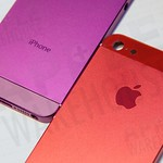 電鍍紫、電鍍紅