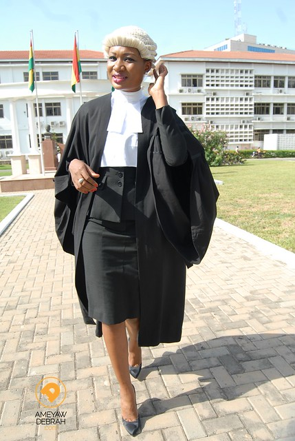 8643466929 737d45b6d6 z From Fashion Police to Lawyer: Exclusive photos of Sandra Ankobiah joining the bar