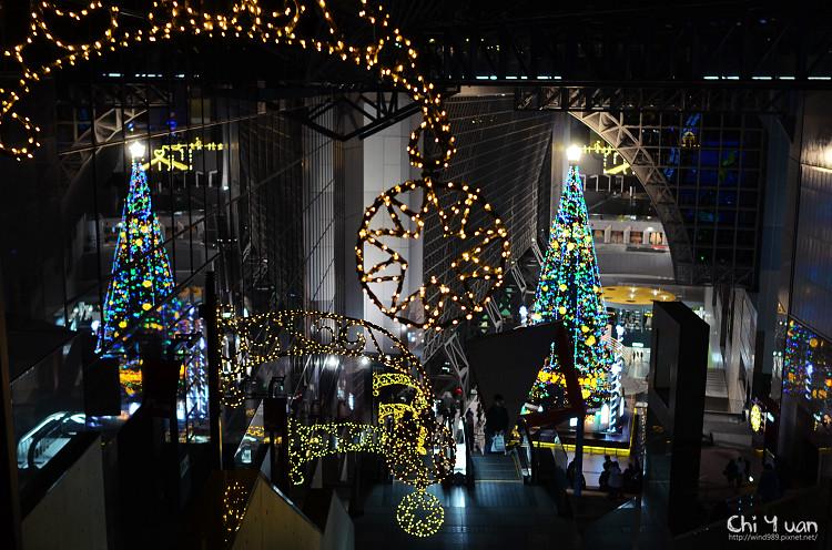 京都車站聖誕樹07.jpg