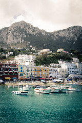 Blue waters Capri