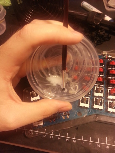 Cherry MX Switch Lubrication Guide