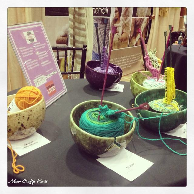 VKL - Yarn Tasting