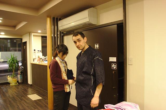 0845 - Con los Kimonos