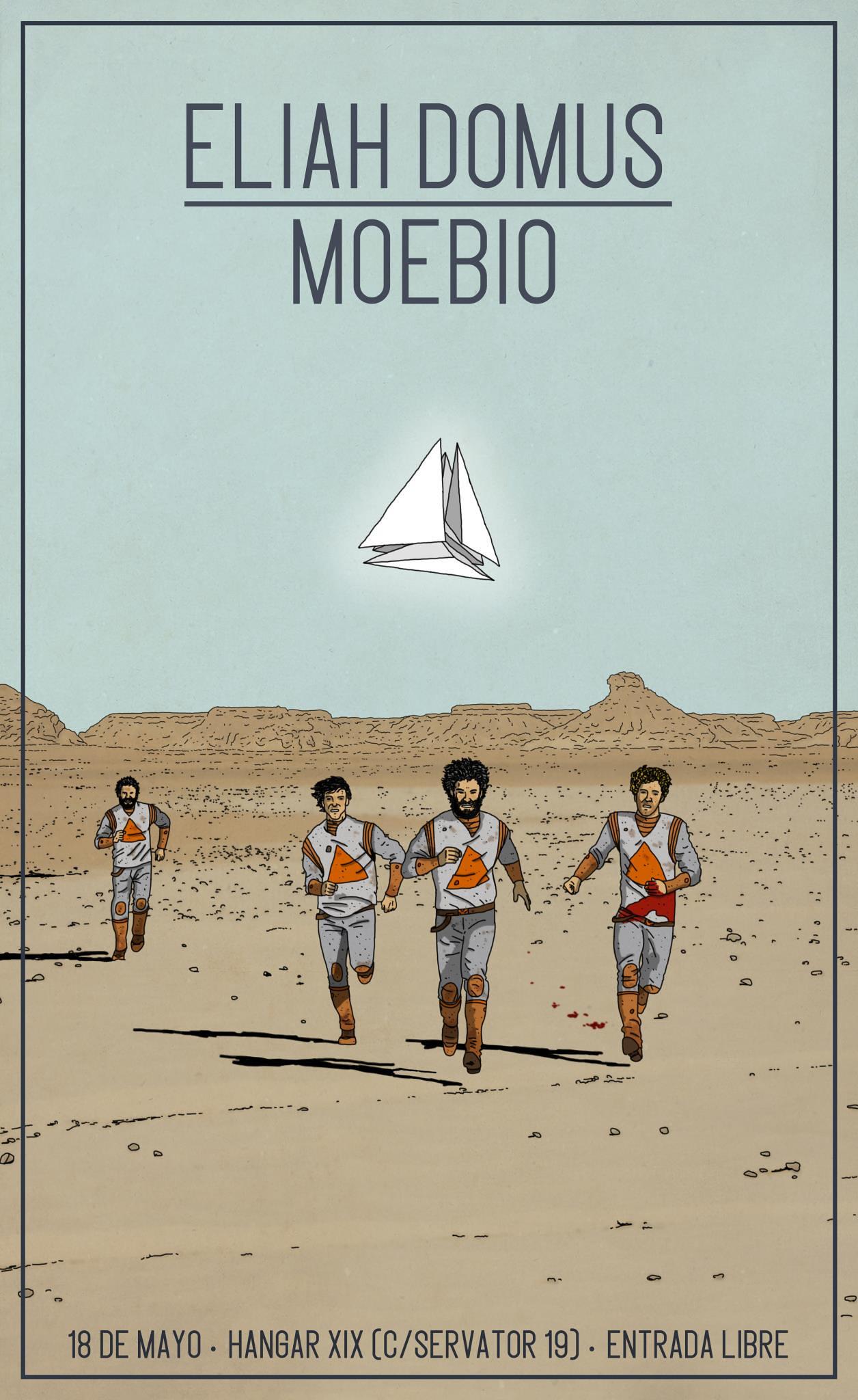 MOEBIO + ELIAH DOMUS