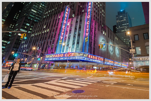 Radio City at Rockefeller Plaza