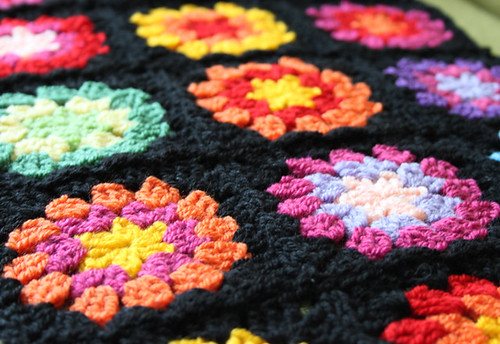 Seventies Blanket Tutorial