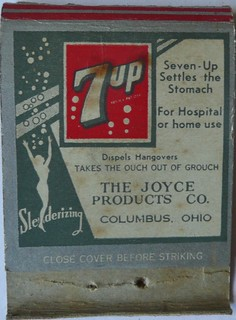 7UP COLUMBUS OHIO (FRONT)