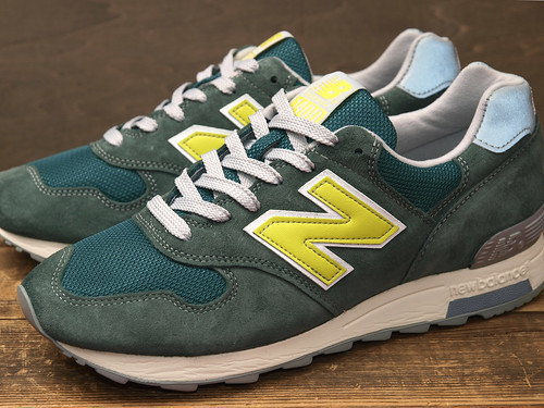 New Balance for J.Crew / M1400 Mesh [Baywood Green]