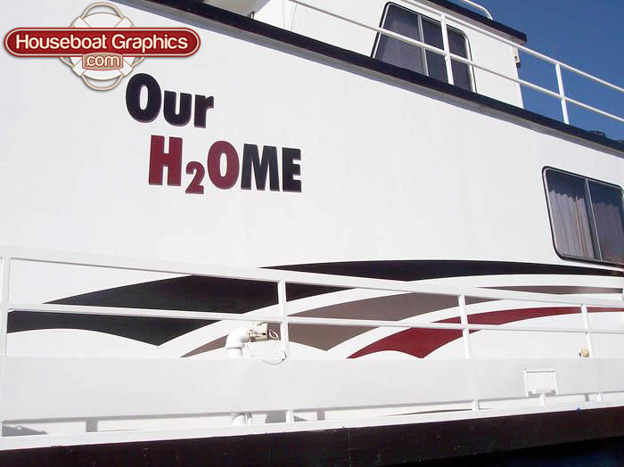 Houseboatgraphicscoms Most Recent Flickr Photos Picssr - Custom houseboat graphics
