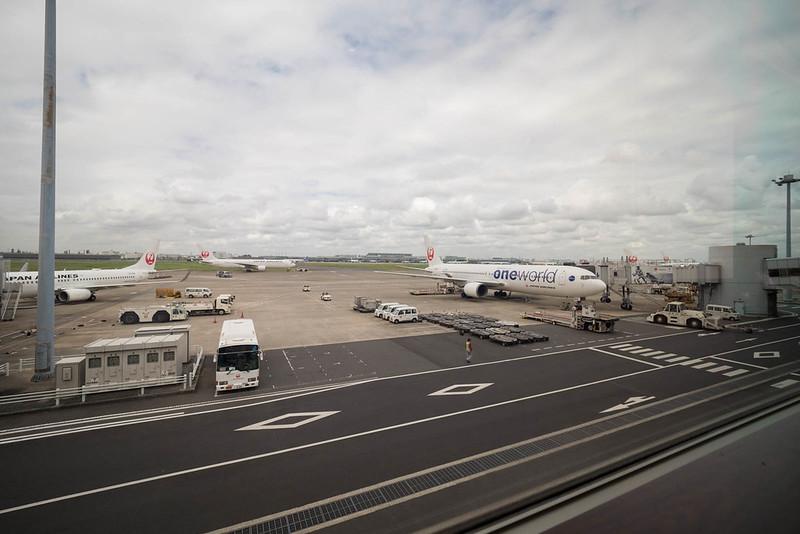 羽田空港ラウンジ-6