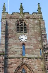 Bunbury parish church, Cheshire - 4