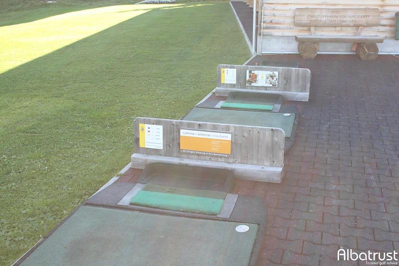 photo du golf Arosa - Practice - Putting green