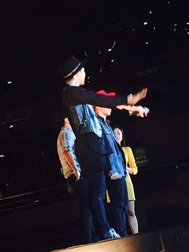 G-Dragon, Seung Ri & Tae Yang - V.I.P GATHERING in Harbin - 21mar2015 - lotus277 - 02