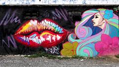 Street art Santo Domingo