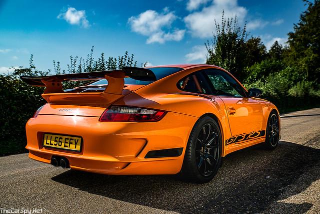 Porsche 911 GT3 RS (997.1)